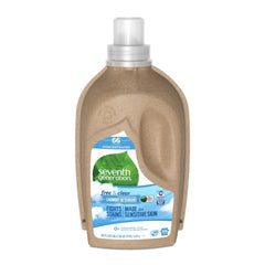 Seventh Generation Concentrated Laundry Detergent - Free & Clear 1.47 L