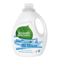 Seventh Generation Laundry Detergent - Free & Clear 2.95 L