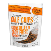 Solar Raw Ultimate Kale Chips Better Than Cheddar