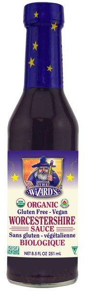 The Wizard's Gluten-Free Worcestershire Sauce 251 ml