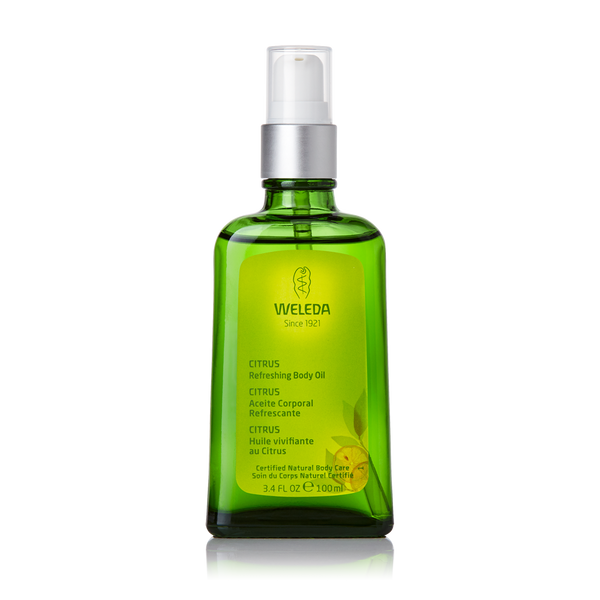 Weleda Citrus Body Oil 100 ml