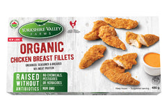 Yorkshire Valley Farms Organic Chicken Breast Fillets 454 g