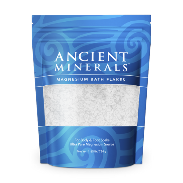 Ancient Minerals Magnesium Bath Flakes 750 g