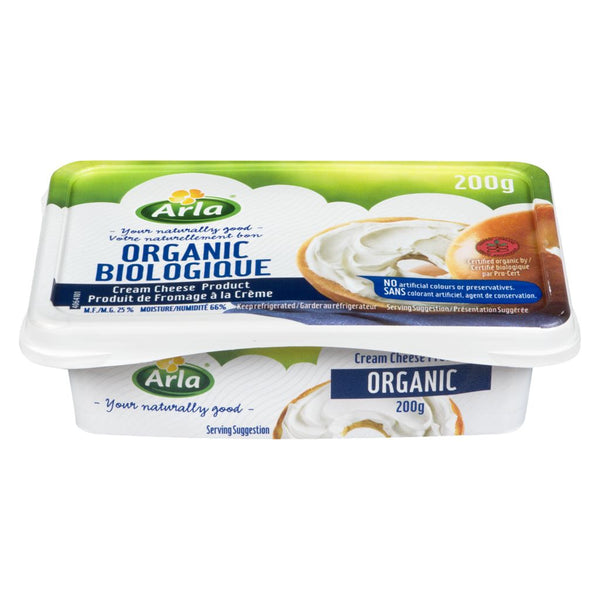 Arla Organic Cream Cheese