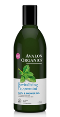 Avalon Revitalizing Peppermint Bath & Shower Gel