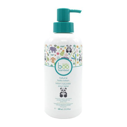 Boo Bamboo Baby Lotion Unscented