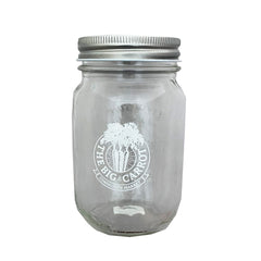 Big Carrot Mason Jar