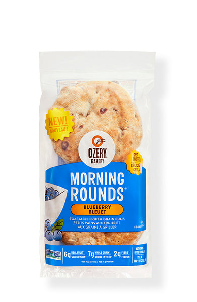 Ozery Morning Rounds Blueberry