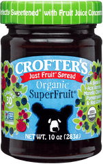 Crofter's Organic Just Fruit Spread Super Fruits 235 ml