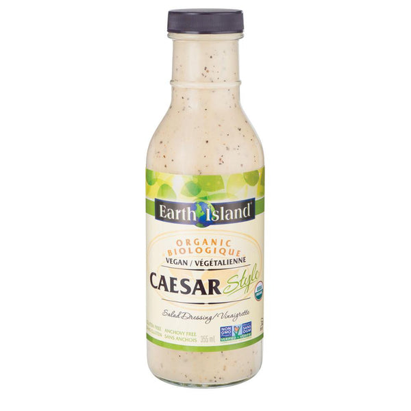 Earth Island Organic Dressing Vegan Caesar