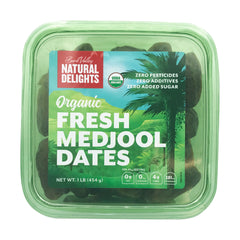 Bard Valley Organic Medjool Dates 454 g