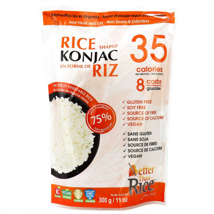 Better Than Rice Konjac Rice