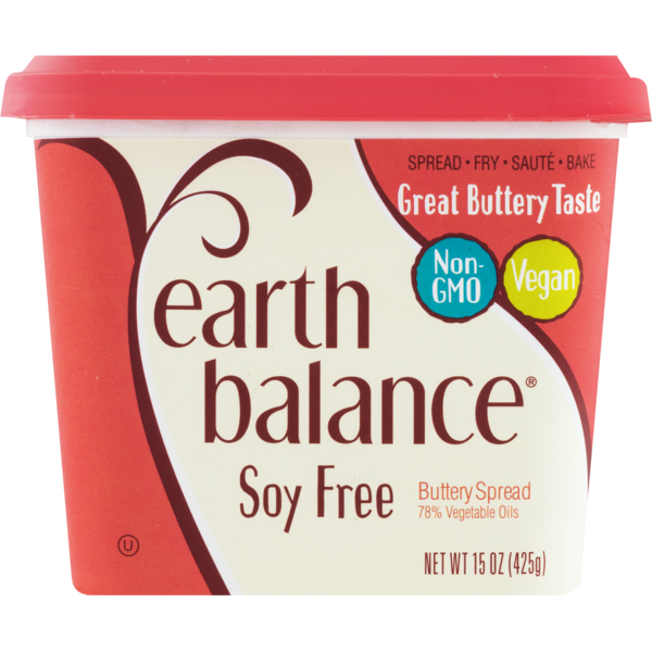 Earth Balance Buttery Spread Soy Free