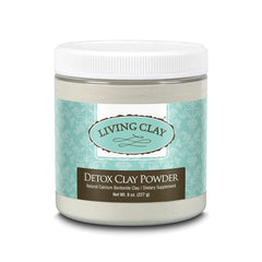 Living Clay Powder 8 oz