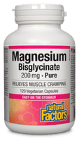 Natural Factors Magnesium Bisglycinate