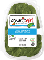 Organic Girl Baby Spinach 5 oz