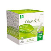 Organyc Super Compact Tampons 16 Pack