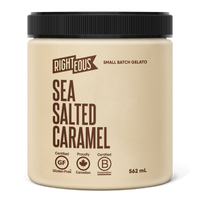 Righteous Gelato Sea Salted Caramel