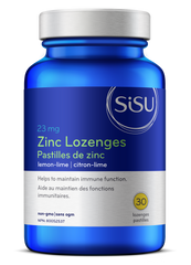 Sisu Zinc Lozenges 23 mg