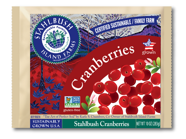 Stahlbush Frozen Cranberries
