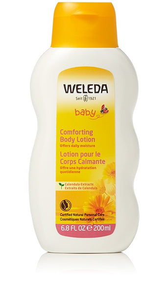 Weleda Baby Comforting Calendula Body Lotion 200 ml