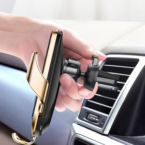 Chi™ Ultra Advanced Wireless Car Phone Holder-Latest Elite