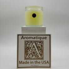 Load image into Gallery viewer, Aromatique Sorbet Textured Glass Candle