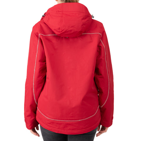 WESTCOAST Women's Functional Outdoor Rain Jacket Sport