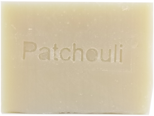 Everyday Natural Handmade Bar Soap – Patchouli - Dye Free