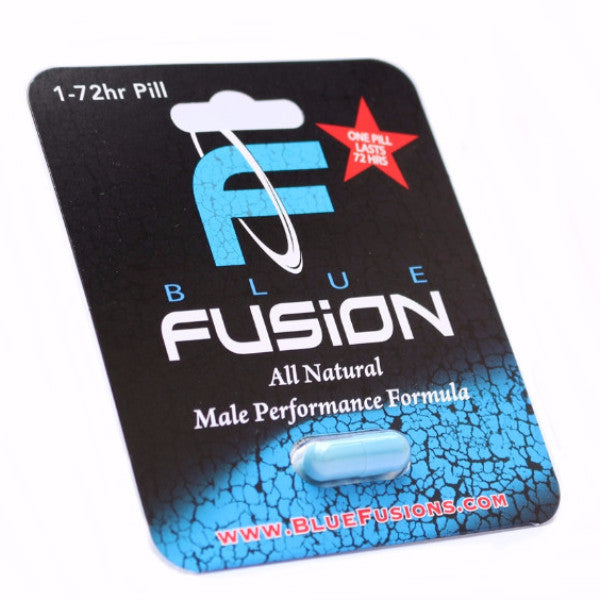 BlueFusion Male Performance and Testosterone Booster Supplement CLICK TO BUY
