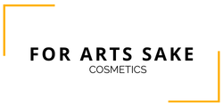 For Arts Sake Cosmetics Logo