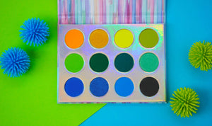 Aesthete Eyeshadow Palette - For Arts Sake Cosmetics
