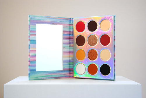 Canvas Eyeshadow Palette - For Arts Sake Cosmetics
