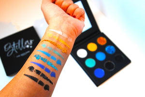 Stellar Eyeshadow Palette - For Arts Sake Cosmetics