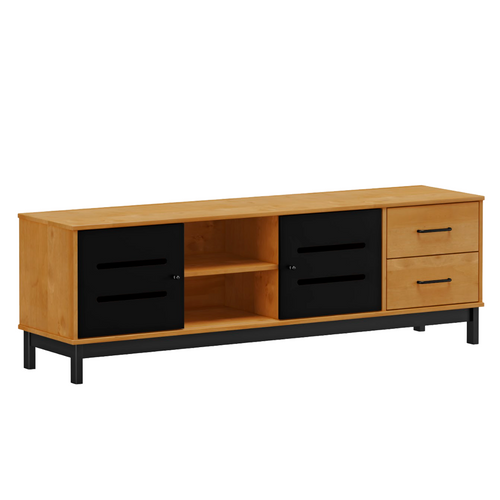Mesa para tv Rack Manhattan