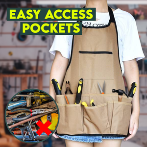 Canvas Tool Collector Apron