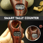 Portable Rotating Prayer Beads With Digital Counter