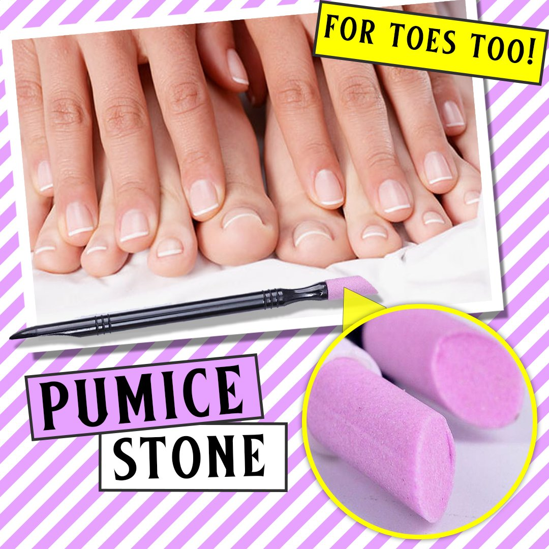 Nail It™ Pumice Stone Nail File