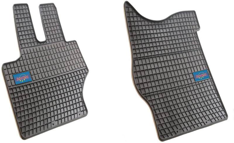 Car Mats For Mercedes C class W204 2007-2014 and CLS C218 2011- Current and E class, W212 2009- No Smell - Custom set MADE IN EUROPE