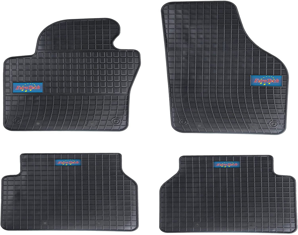 Car Mats For Volkswagen Tiguan 207-2016 - No Smell - Custom Cut 4pc set MADE IN EUROPE