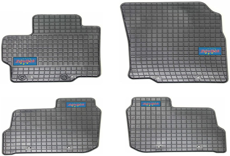 Car Mats For Nissan Juke 2010 - Current - No Smell - Custom set MADE IN EUROPE