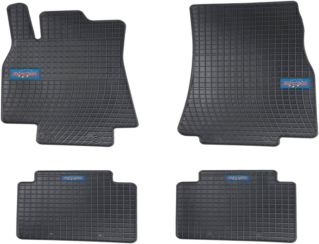 Car Mats For Mercedes B Class T245 2005-2011 - No Smell - Custom set MADE IN EUROPE