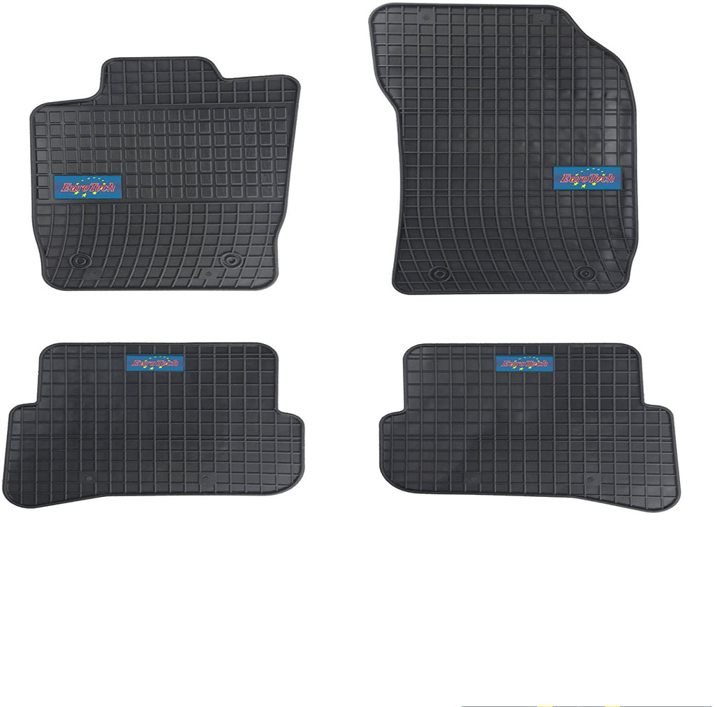 Car Mats For Audi A1 2010 - Current - No Smell - Custom set MADE IN EUROPE - Laser Measured