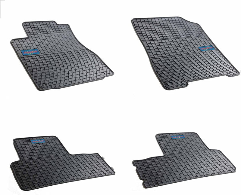 Car Mats For Honda CRV IV 2012 - Current - No Smell - Custom set MADE IN EUROPE