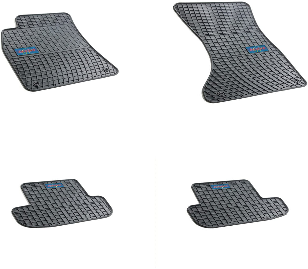 Car Mats For Audi A5 2007 - Current - No Smell - Custom set MADE IN EUROPE