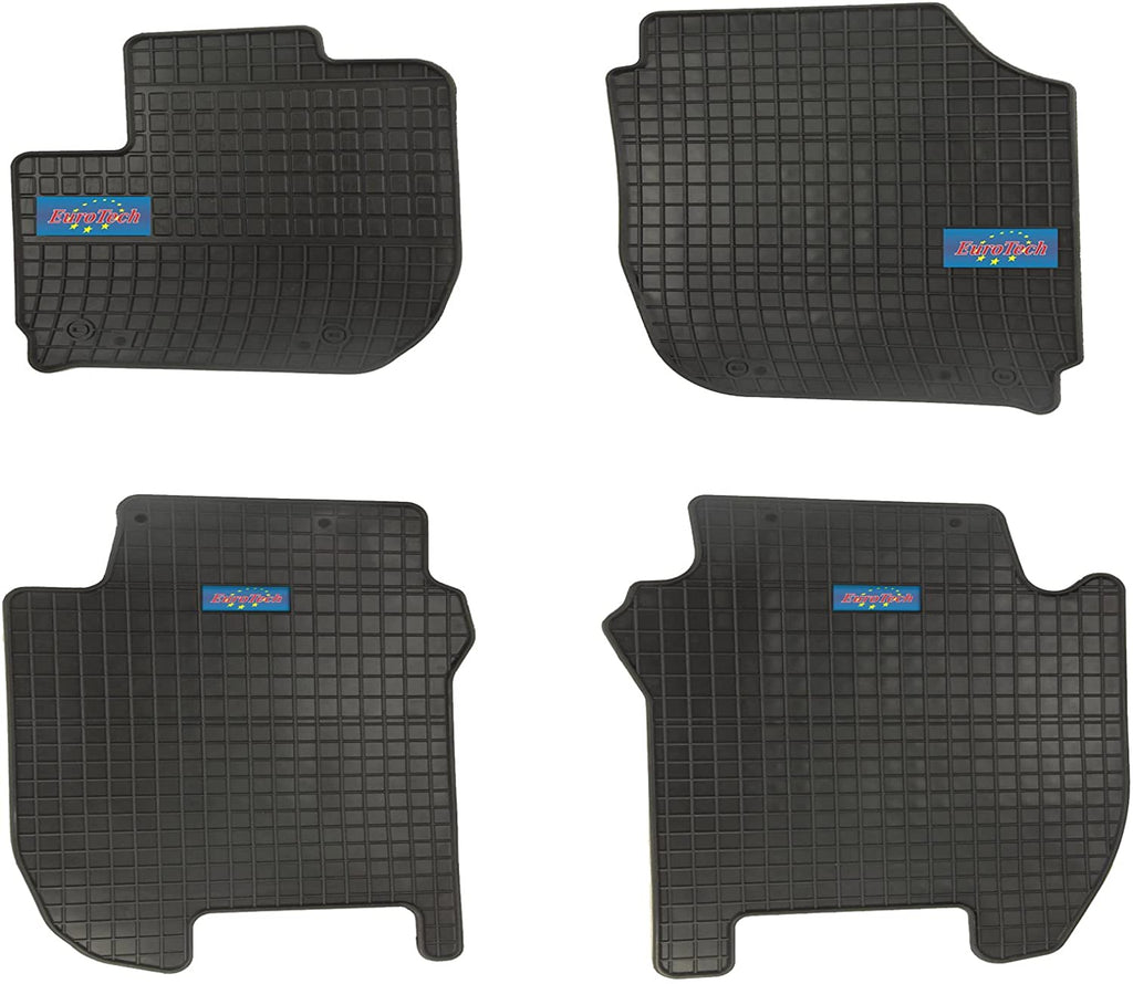 Car Mats For Honda Jazz IV 2015 - Current - No Smell - Custom set MADE IN EUROPE