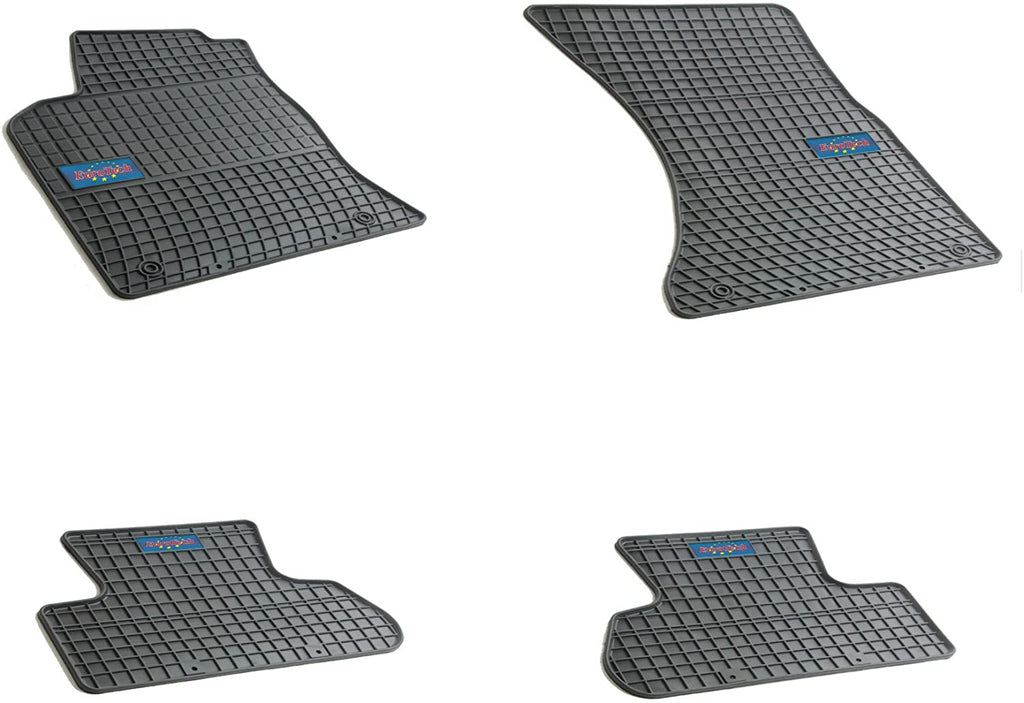 Car Mats For Audi Q5 2009 - Current - No Smell - Custom set MADE IN EUROPE