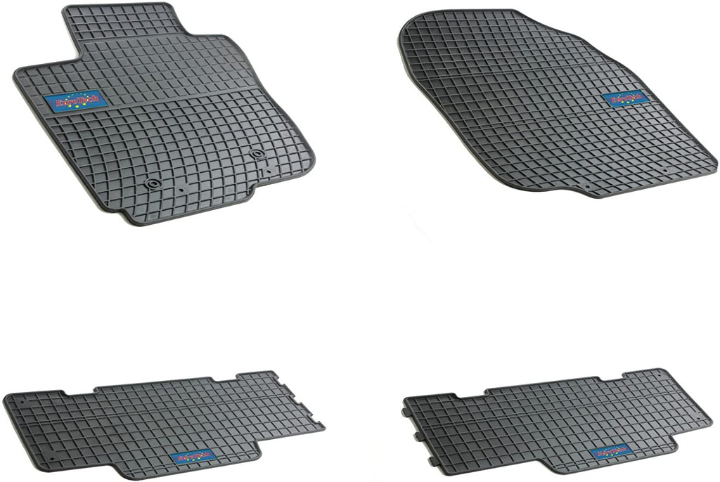 Car Mats For Toyota Rav 4 III 2015-2012- No Smell - Custom set MADE IN EUROPE