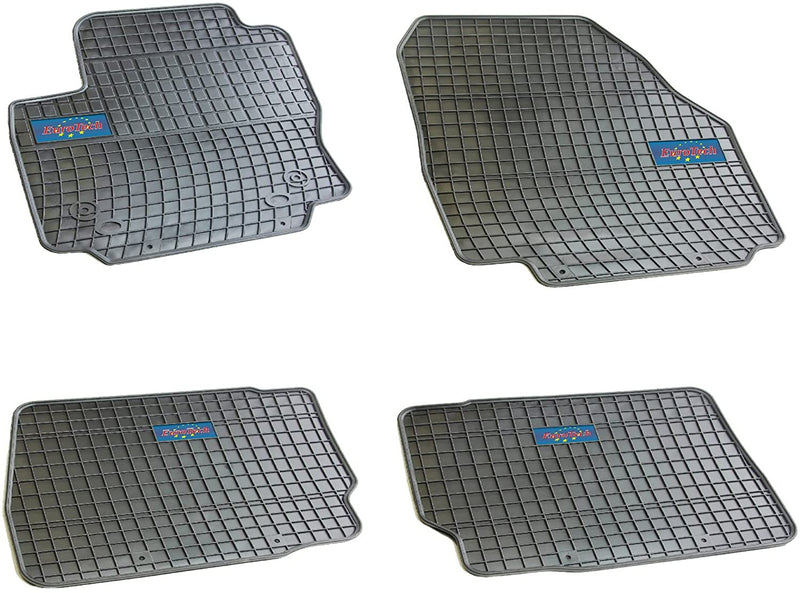 Car Mats For Ford Contour 2007-2014 - No Smell - Custom Cut 4pc set MADE IN EUROPE