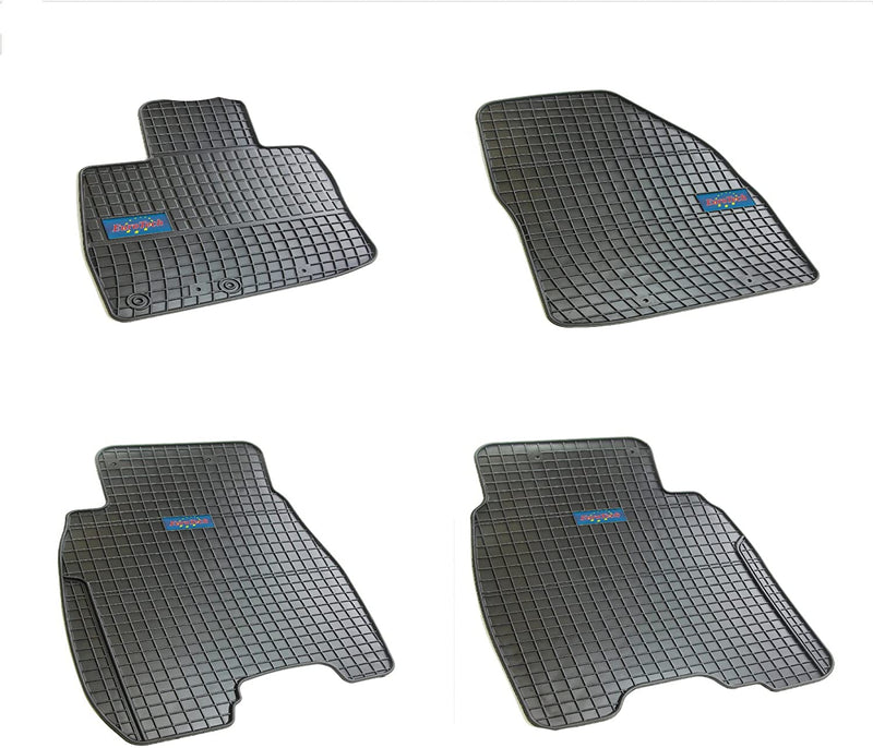 Car Mats For Honda Civic VIII, 5 dr hatchback 2006-2011 - No Smell - Custom set MADE IN EUROPE